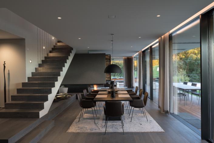 Architekturfotografie, Architekturwerkstatt Haderer, Wohnhaus FMM, Architekturfotograf Erich Sinzinger