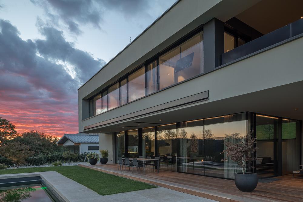 Architekturfotografie, Wohnhaus FMM