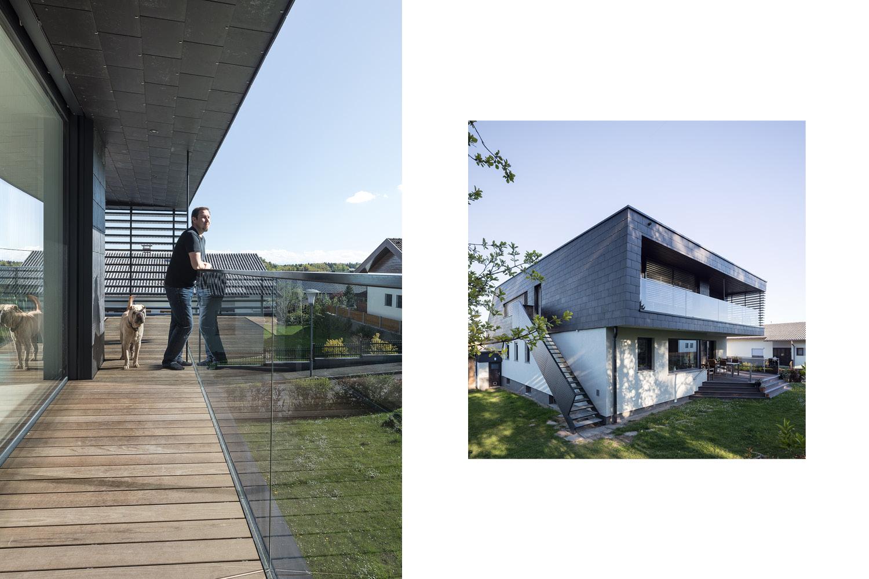 Architekturfotografie, Architekturwerkstatt Haderer, Haus PRE, Architekturfotograf Erich Sinzinger