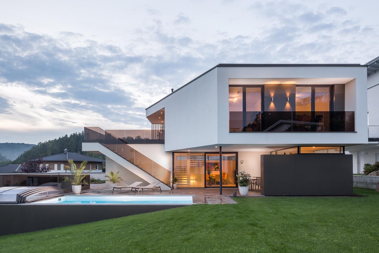 Architekturfotografie, Architekturwerkstatt Haderer, Haus GAL, Architekturfotograf Erich Sinzinger