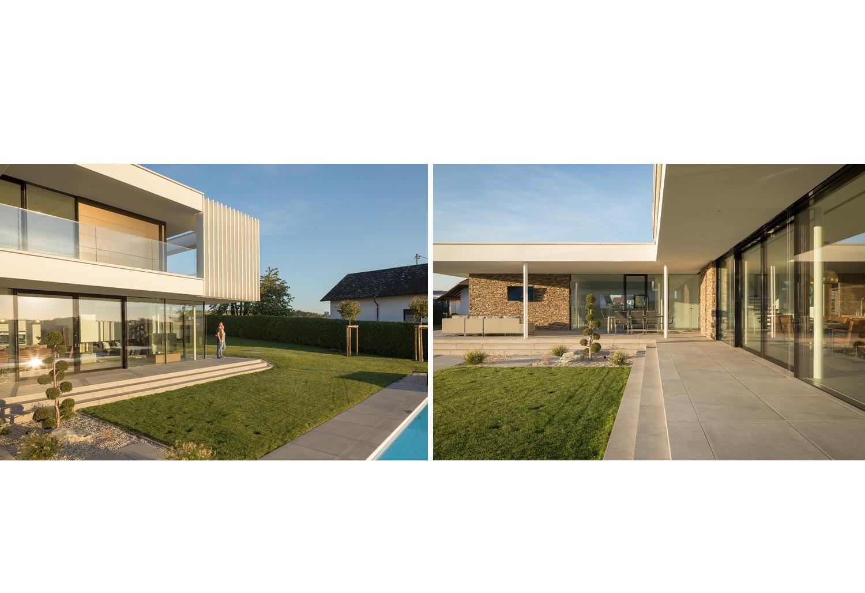 Architekturfotografie, Wohnhaus DAH, Architekturfotograf Erich Sinzinger